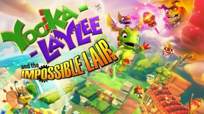 Демоверсия Yooka-Laylee and the Impossible Lair выйдет в Steam 23 января