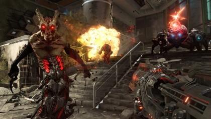 Doom Eternal будет оценивать интенсивность вражеских атак и наносимый вами урон