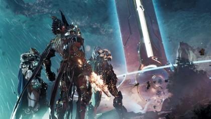 Gearbox прокоментировали утечку видео с геймплеем игры Godfall для PS5
