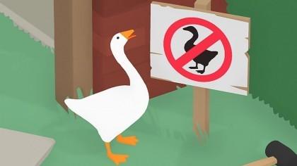 Гусь из игры Untitled Goose Game может появиться в наборе Lego