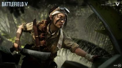 DICE анонсировали обновление Into the Jungle для Battlefield 5