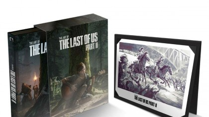 Для The Last of Us: Part 2 выпустят артбук Deluxe Edition