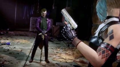 Дополнение Joker стало доступно для Mortal Kombat 11