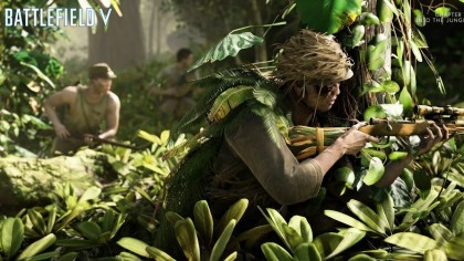 Battlefield 5: Into the Jungle: дата выхода, новая карта, командир и многое другое