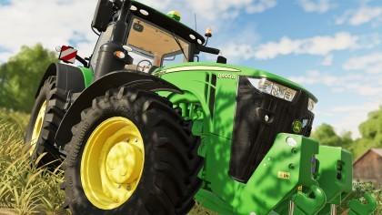 Farming Simulator 19 можно скачать бесплатно в Epic Games Store
