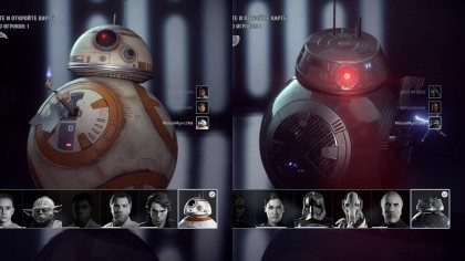 BB-8 и его злой двойник BB-9E прибудут на Star Wars Battlefront II в этом месяце