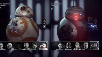BB-8 и его злой двойник BB-9E прибудут на Star Wars Battlefront II в этом месяце