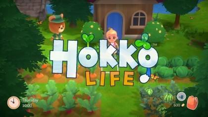 Новая игра про скрещивание животных Hokko Life скоро выйдет на ПK