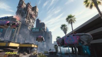 Обладатели Cyberpunk 2077 версии Xbox One получат обновление для Xbox Series X
