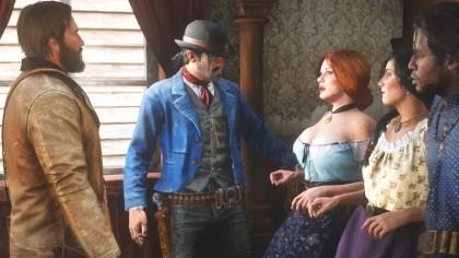 Rockstar просят отключить мод Hot Coffee в Red Dead Redemption 2