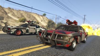 Grand Theft Auto 5 Online предлагает двойные награды за Gunrunning и бесплатные футболки