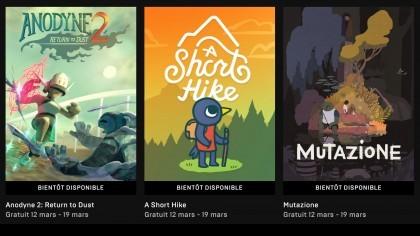 В Epic Games 12 марта можно будет скачать бесплатно 3 игры