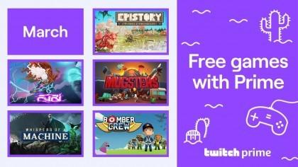 Бесплатные игры Amazon Prime на март 2020