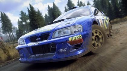 Dirt Rally 2.0 возвращается к корням серии вместе с Colin McRae DLC