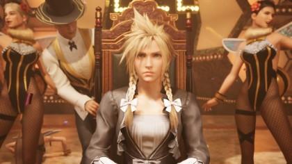 Новые криншоты Final Fantasy 7 демонстрируют совершенно новых персонажей и многое другое