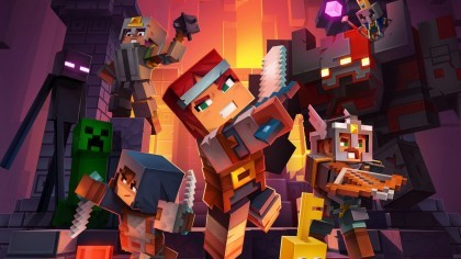 Дата выхода Minecraft Dungeons может быть перенесена из-за проблем с коронавирусом