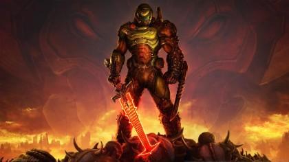 В какое время можно скачать Doom Eternal в Steam и для консолей