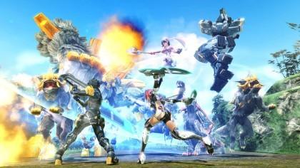 Открытая бета-версия Phantasy Star Online 2 теперь доступна на Xbox One