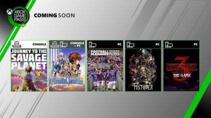 Майкрософт анонсировали новые игры для Xbox Game Pass в апреле 2020
