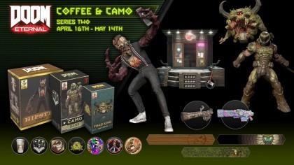 Для Doom Eternal стартовало событие Coffee & Camo