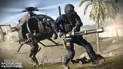Рекомендуемые системные требования для Call of Duty: Warzone
