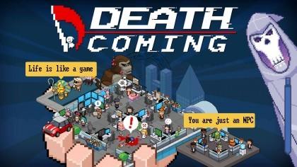 Death Coming можно скачать бесплатно в Epic Games Store с 7 мая