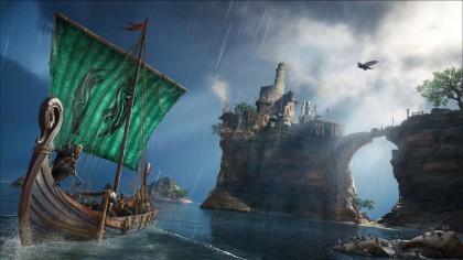 Ubisoft покажут геймплей Assassin's Creed Valhalla на Inside Xbox 7 мая