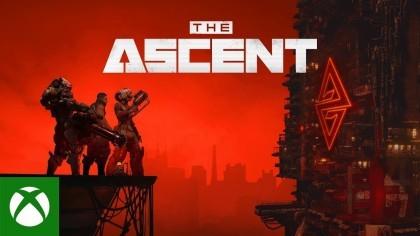 Кооперативная киберпанковая RPG The Ascent выйдет на Xbox Series X в этом году