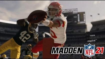Madden NFL 21 выйдет на Xbox Series X