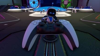 Игра Astro's Playroom будет предустановлена на PlayStation 5