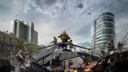Для Call of Duty: Warzone вышло еще одно большое обновление