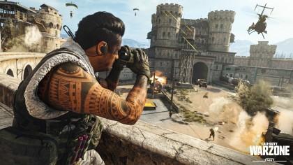 Activision отчитались о росте игроков в Call of Duty: Warzone