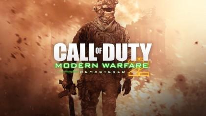 Call of Duty: Modern Warfare 2 Remastered бесплатна для подписчиков PlayStation Plus в августе 2020