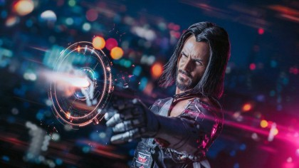 Киану Ривз снова появился в трейлере игры Cyberpunk 2077