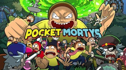новости игры Rick and Morty: Pocket Mortys