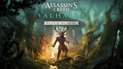 Дополнение Wrath Of The Druids для Assassin's Creed Valhalla отложили до мая