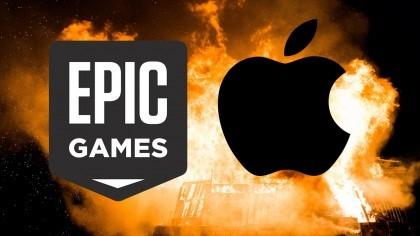 Появились новые подробности судебного разбирательства по делу Epic против Apple