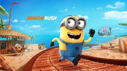 Мобильная игра Minion Rush достигла 1 миллиарда загрузок
