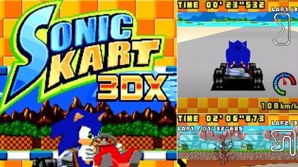 В сети появилось видео утерянной игры во вселенной Sonic