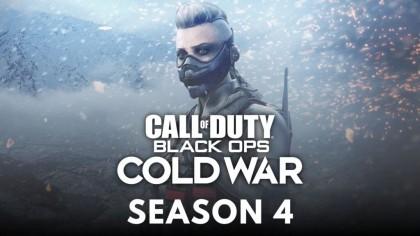Вышел тизер-трейлер четвертого сезона Call Of Duty: Black Ops и Warzone