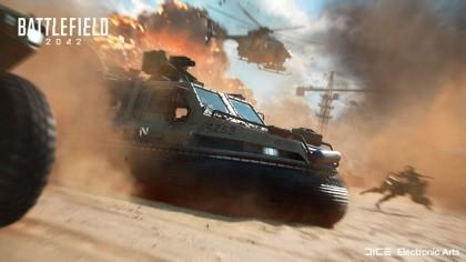 Стали известны подробности бета-теста Battlefield 2042