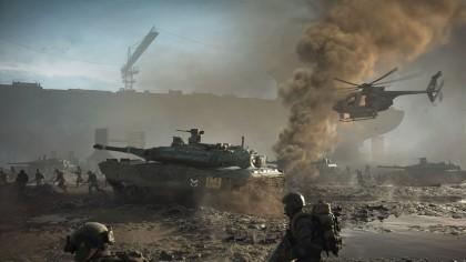 Battlefield 2042: дата выхода, свежие скриншоты и трейлер