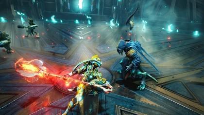 Godfall выйдет на PS4 в августе