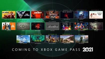 Все 27 новых игр, которые появятся в Xbox Game Pass c E3 2021