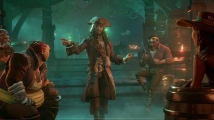 Сегодня выходит дополнение A Pirate's Life для Sea of Thieves