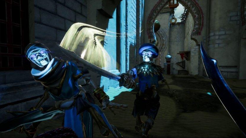 Анонсирован красивый рогалик City of Brass от разработчиков BioShock и Submerged