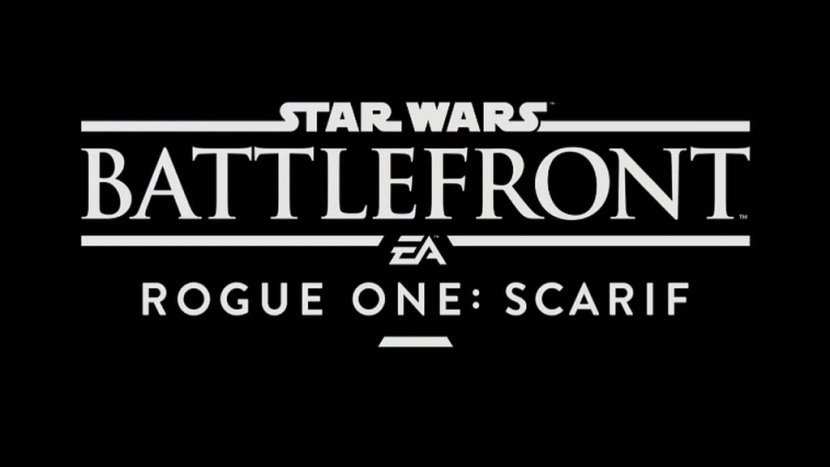 Следующей осенью выйдет сиквел Star Wars Battlefront под названием «Rogue One: Scarif»