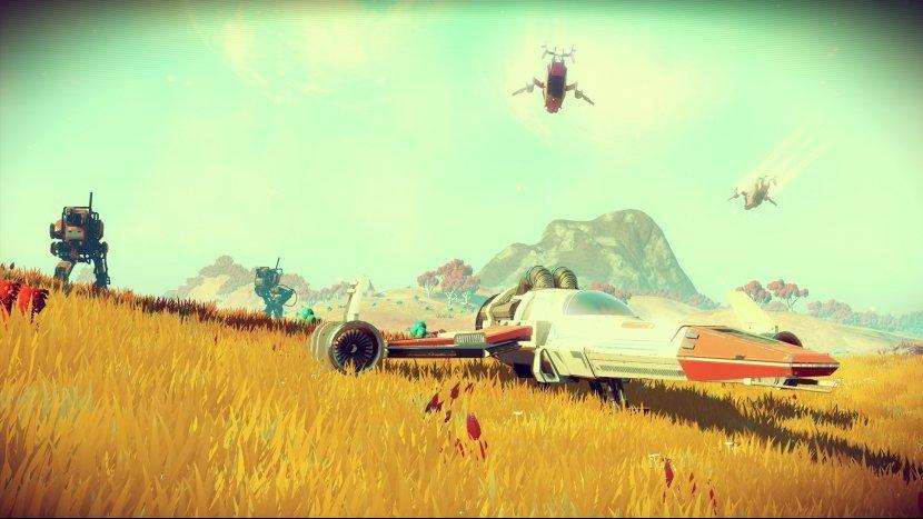 В Hello Games утверждают, что технические проблемы в No Man's Sky исправлены на 70%