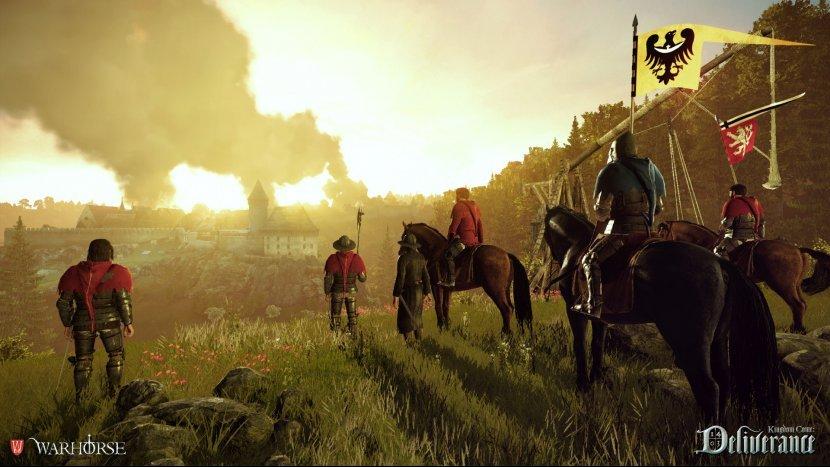 «Gamescom 2016»: Демонстрация стелс-прохождения Kingdom Come: Deliverance с выставки