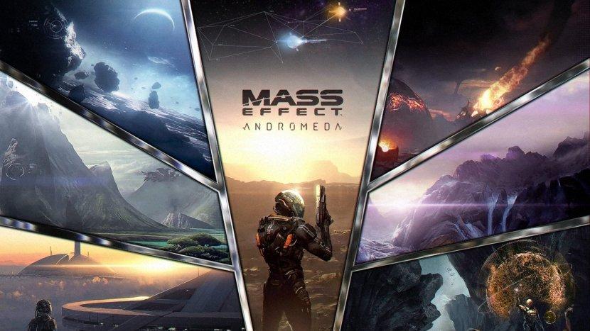 На «Gamescom 2016» (17-21 августа) не будет Mass Effect: Andromeda